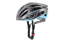 UVEX race 5 Casque Route gris